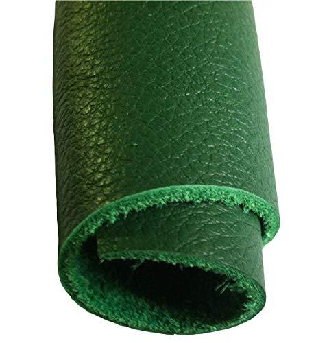 REED Lederhäute (verschiedene Designs und Farben) 7 bis 10 Quadratmeter Grün