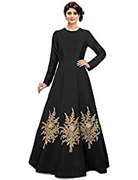 Black Womens Ethnic Gowns Buy Black Womens Ethnic Gowns Online At