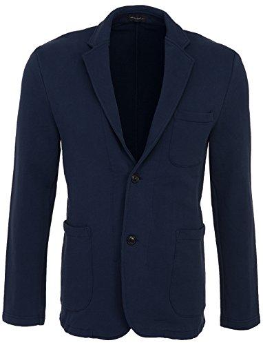 Baldessarini Veste en tricot sakko 4727147271/000/05170Messieurs Bleu - Bleu foncé