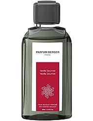 Parfum Berger 6033 Recharge pour Bouquet Parfum Absolu de Vanille Transparent 200 ml