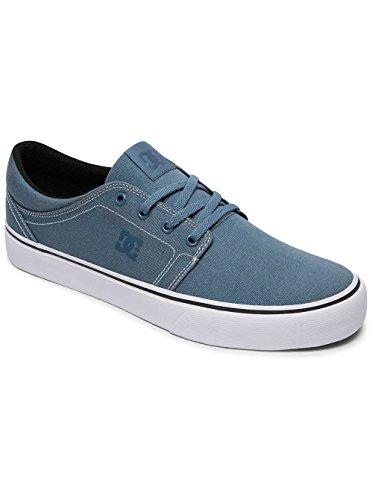 Dc Trase Tx M Chaussure Frn, Sneaker Homme Bleu Frêne
