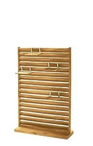 garten sichtschutz paravent freistehend holz ca 80 x 120 cm. Black Bedroom Furniture Sets. Home Design Ideas