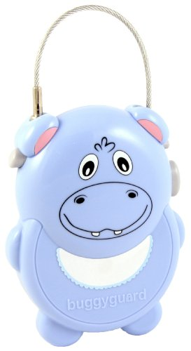 Buggyguard Retractable Pram Lock (Hippo)