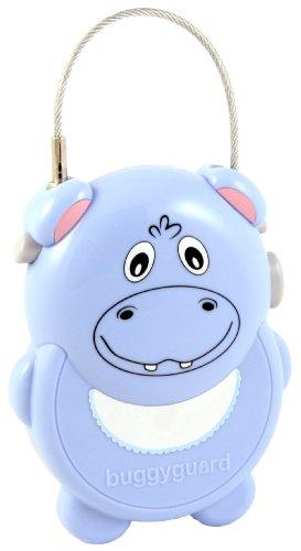 Buggyguard Retractable Pram Lock (Hippo)