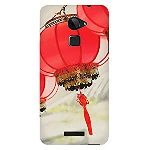 URBAN KOLOURS Original Designer Printed Hard Case Back Cover for Coolpad Note 3 Lite (Chinese Lantern)