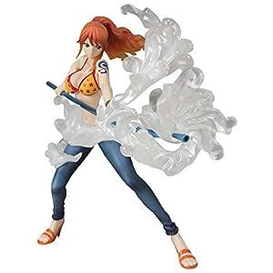 Bandai Tamashii Nations FiguartsZERO Nami -Ver. Milky Ball- One Piece Action Figure 12
