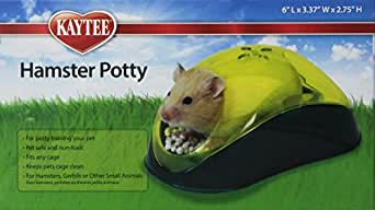 Interpet Hamster Potty with Litter