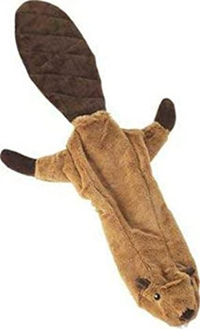Ethical Pet Products DSO5572 14 po Skinneeez peluche Beaver Mini