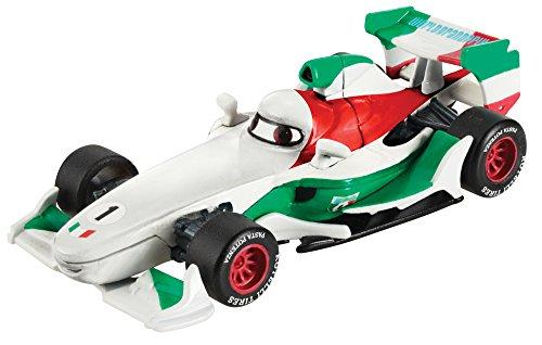 Image of Disney Pixar CARS 2 Movie 1:55 Exclusive Colour Changers Francesco Bernoulli