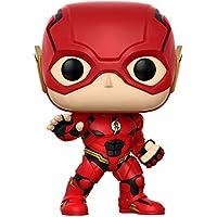Funko - Justice League Movie Pop Vinile the Flash, 13488