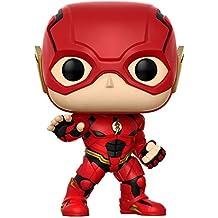 DC Funko - POP! Vinilo Colección Liga de la justicia - Figura Flash (13488)
