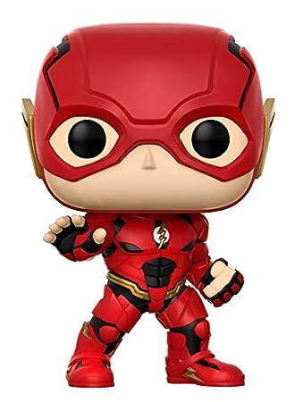 DC Comics Funko Pop! 16 The Flash Justice League Movie Vinyl ...