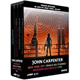 John Carpenter - Coffret : New York 1997 + Prince des ténèbres + Invasion Los Angeles + Fog