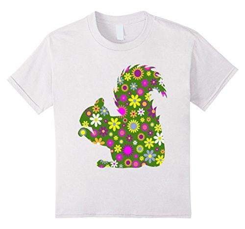 kids-squirrel-t-shirt-sciuridae-rodent-animal-graphic-tee-12-white