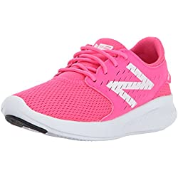New Balance KJCSTGNY, Zapatillas de Running Infantil, Rosa (Pink/White), 28 EU