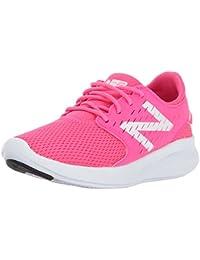 New Balance Ka373v1y, Zapatillas para Niñas, Gris (Grey/Pink), 35 EU