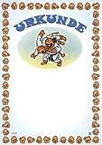 Albert Hoffmann Urkundenverlag Kinderurkunden / 2000 / 23 / Judo / PC-Urkunden (170 g/m²) 100 Stk