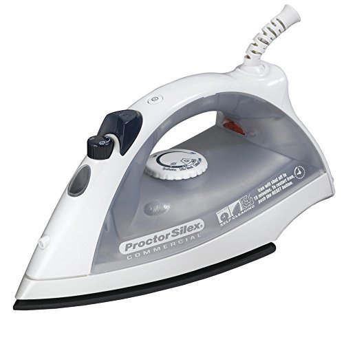 Proctor Silex 17515 Commercial Hospitality Lightweight Nonstick Iron by Proctor Silex