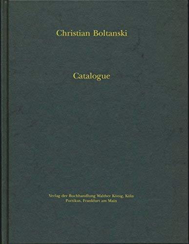 Catalogue: Books, Printed Matter, Ephemera 1966-1991 (.)