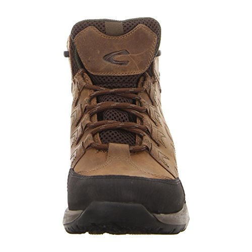camel active  434.13.11, Chaussons montants homme Marron
