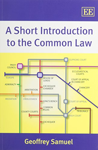 A Short Introduction to the Common Law por Geoffrey Samuel