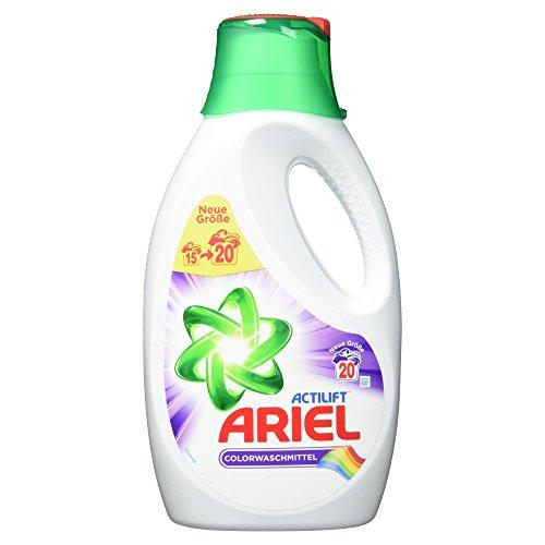 ARIEL 8001090305510 FlSsig-Waschmittel Color&Style, 20 WL, 1, 3 L