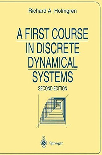 A First Course in Discrete Dynamical Systems (Universitext) by Richard Holmgren (2000-08-17)
