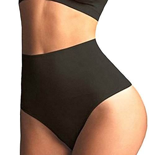 Womens Shapewear Seamfree High Waist Slimming Control Briefs Tummy Tuck Bum Lift Test