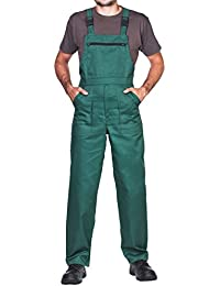 Arbeitshosen männer, Latzhose herren, Größen S-XXXL, Arbeitshose herren Made in EU, Latzhosen Verschiedene Farben, Arbeit hose, Blaumann, Arbeitskleidung Qualität