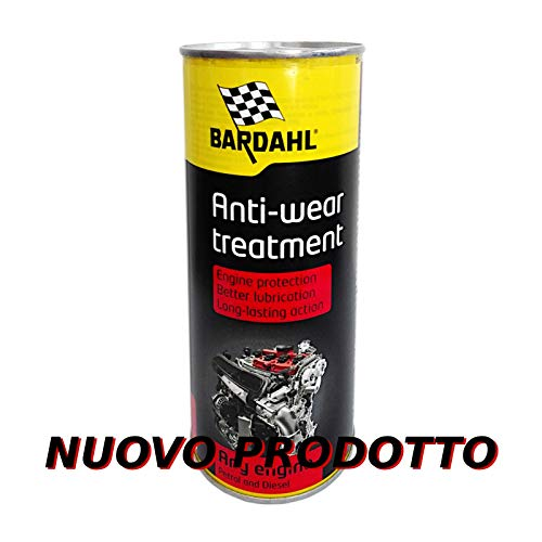 Additivo olio Bardahl Long Life Treatment/Trattamento Lunga Durata - 400 mL