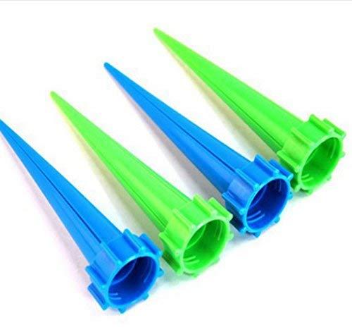 Ultimative Fluid (Bewässerungs-Spikes, Automatische Garten Konus Bewässerung Spikes Pflanze Blumen Waterers Flasche Bewässerung, Wasserspender 4 Stück)