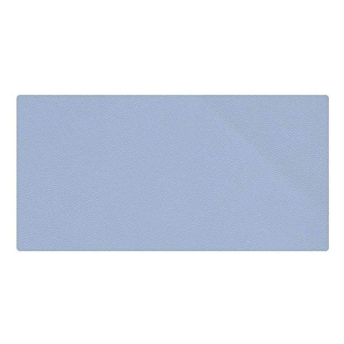 Preisvergleich Produktbild LiLan Pu Leder Schreibtischunterlage Schreibunterlage Große Gaming Mauspad, 1200X600mm,  Blau