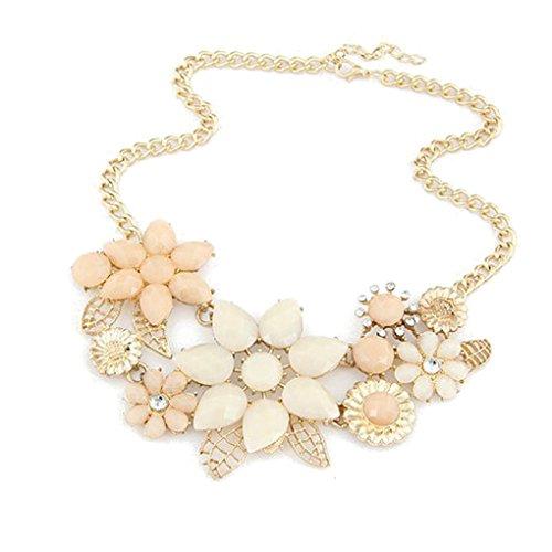 lufa-damen-bauhinia-blume-alloy-collarbone-kurze-halskette-geometrische-schmuck-choker-rosa4555cm