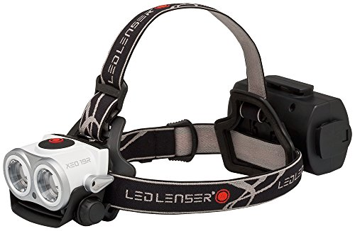 Led Lenser - Xeo19R+Accessory, color white