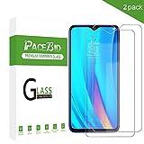 PaceBid [2Pack ProtectordePantalla Realme 3...