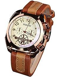 SamMoSon Reloj Relojes Hombre Deportivos Mujer, Relojes De Lujo para Hombres Reloj De Pulsera Deportivo