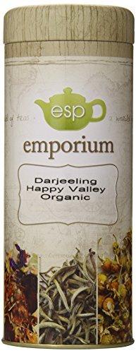 ESP Emporium Organic Black Tea, Darjeeling Happy Valley, 3.53 Ounce