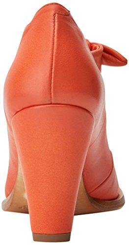 Neosens S938 Suave Carrot/Beba, Scarpe con Cinturino Alla Caviglia Donna Arancione (Carrot)