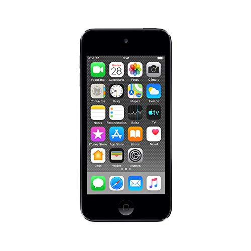 Apple iPod touch (de 32 GB) - Gris espacial  (Último Modelo)