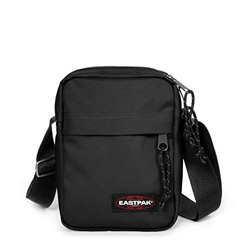 Eastpak The One, Borsa A Tracolla Unisex - Adulto, Nero (Black), 2.5 liters, 21 centimeters