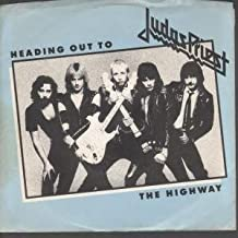 "HEADING OUT TO THE HIGHWAY 7"" (45) US COLUMBIA 1981"