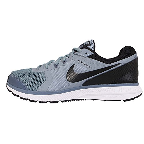 Nike Zoom Winflo, Chaussures de Running Entrainement Homme Bleu - Azul (Azul (Blue Graphite/Blk-Dv Gry-White))