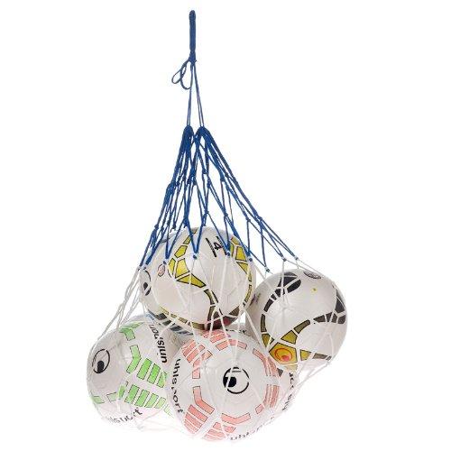 uhlsport Ballnetz für 12 Bälle, Blau, 100121201