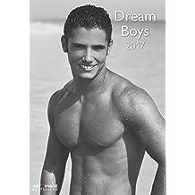 Dream Boys 2017 - A&I Fotokalender, Erotikkalender, Wandkalender A3  -  29,7 x 42