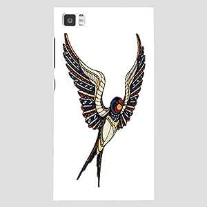 Back cover for Xiaomi Mi3 Egyptian Bird