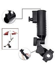 LL-Golf® Carrito de Golf Universal Soporte para Paraguas V2 / Soporte Sol Paraguas
