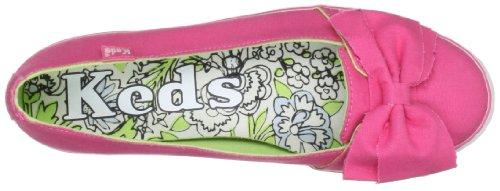 Keds Capri Solid WF46801, Ballerine donna Rosa (Pink (pink))