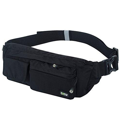 EOTW-heuptas voor het dragen van paspoorten, oplader, zonnebril, beschermende crème en telefoons tot 6 inch, heuptas, paardrijden, golf, kamperen, kopen.