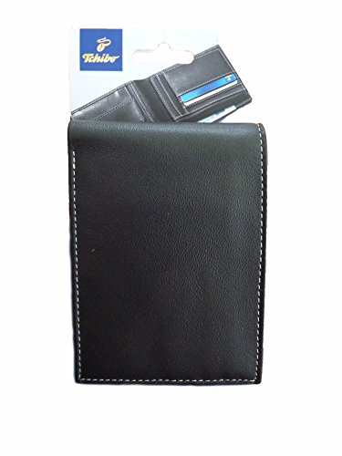 tcm-tchibo-dark-brown-soft-leather-mens-wallet-leather-wallet-wallet