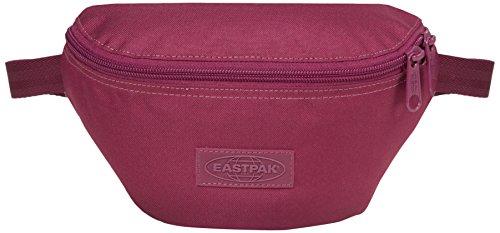 Eastpak EK07437A Marsupio Sportivo, 23 cm, 2 L, Viola Highfive Merlot Matchy